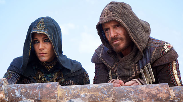 "Pierwszy trailer ""Assassin's Creed"" z Michaelem Fasbenderem!"