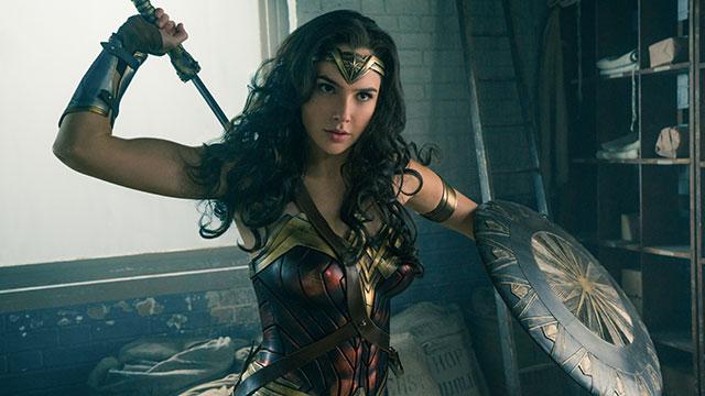 Wonder Woman pornostjerne kino taastrup